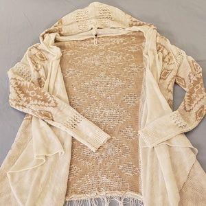 🍂 Aztec Print Sweater Cardigan 🍂